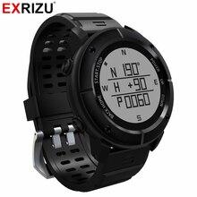 EXRIZU UW80 Outdoor Sport GPS Navigation Smart Watch Heart Rate Monitor Bluetooth font b Smartwatch b