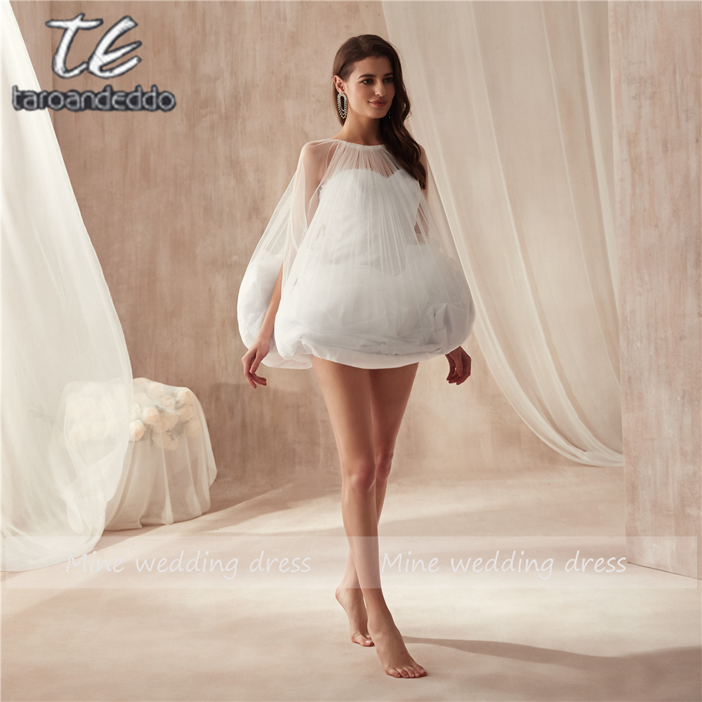 Petticoat Underskirt Wedding-Dress Slip Toilet-Water Bridal-Save-You for Pick-Up title=