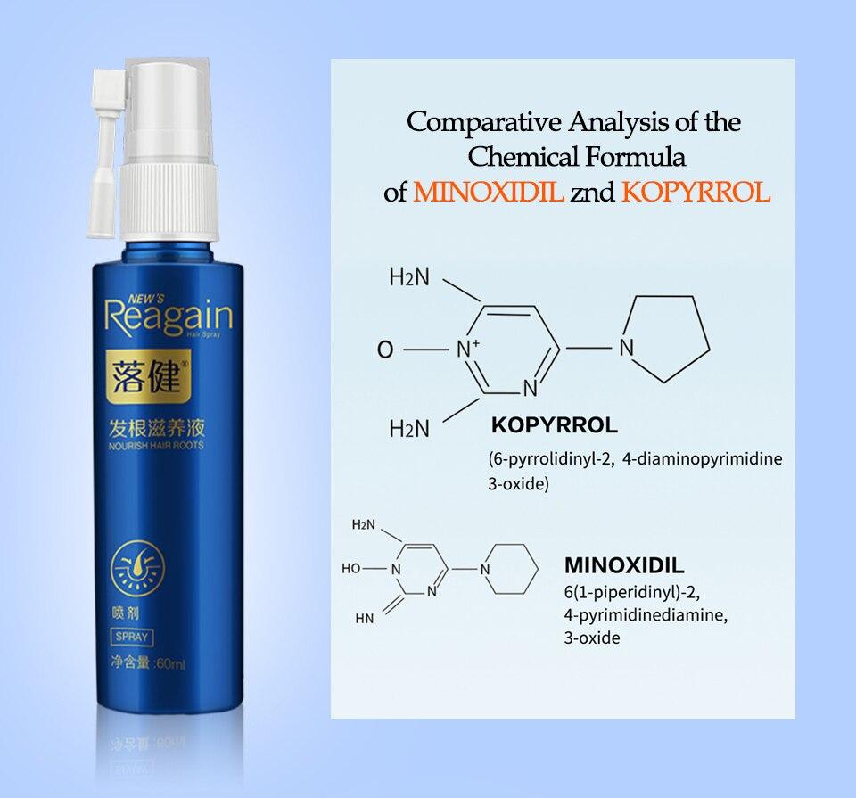 Óleo natural para crescimento capilar, óleo de