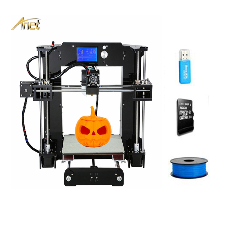 Home Office Used 3d Printer Best Factory Anet A8 A6 DIY 3d Printer 0 4MM Nozzle