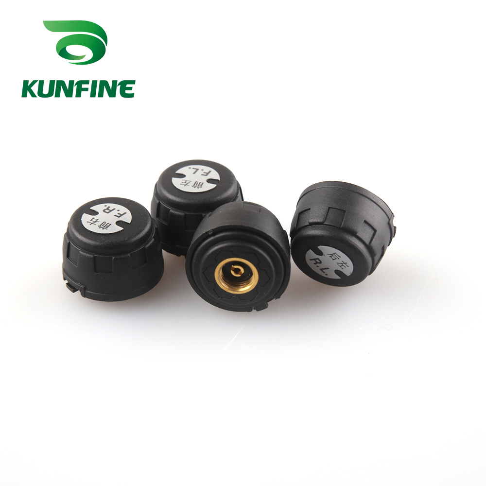 Smart Car TPMS Tyre Pressure Monitoring System cigarette lighter Digital LCD Display Auto Security Alarm Systems (7)