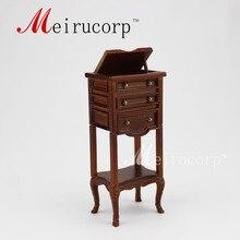 Fine 1:12 scale dollhouse miniature furniture European classic Display stand