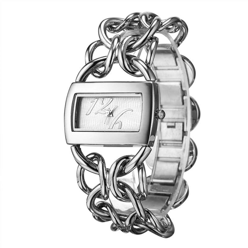 Women Bracelet Watch Quartz Wristwatches Alloy Band Wrist Watches Simple Hollow Wristwatch Fashion Casual Wrist Watch Girl Clock quartz wristwatches montre femme fashion casual creative watches women leather bracelet analog wrist clock watch 18jan25
