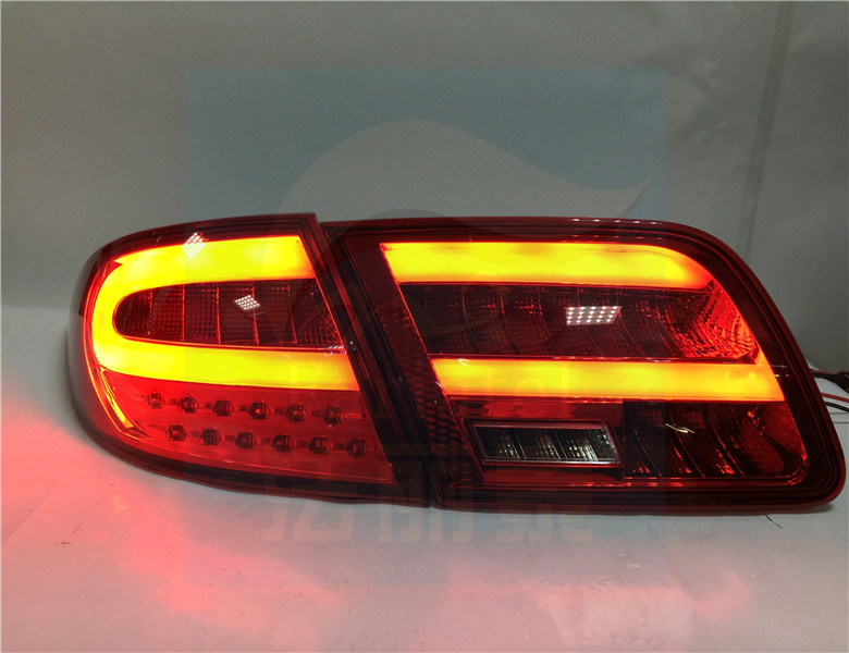 Fit for The Mazda 6 03-11 taillight assembly M6 LED rear lamp six LED rear taillight hor ...