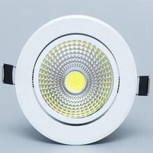 Âm trần LED Đèn Horizan Âm Trần Chiếu 3W 5W 7W 10W 85 265V Trần đèn Chiếu Sáng Nội Thất Đèn