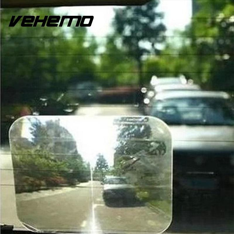 Vehemo 25mmx20mm Car Fresnel lens Rearview Reversing Wide Angle Rear Windshield sticker doumoo 330 330 mm long focal length 2000 mm fresnel lens for solar energy collection plastic optical fresnel lens pmma material