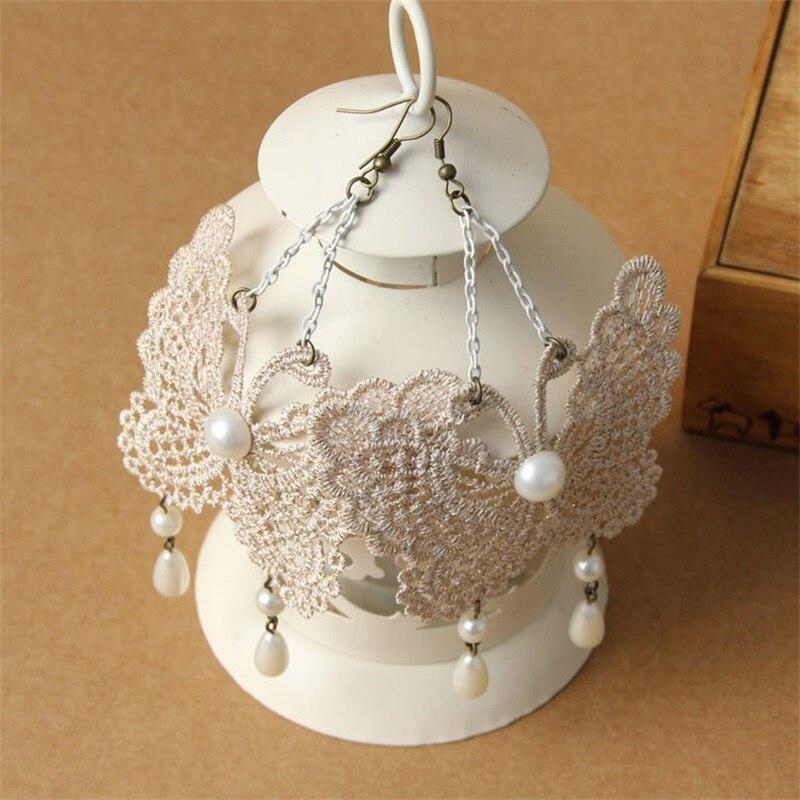 Womens Lace Bracelet DIY Lace Arm Bracelet for Women Arm Bangles Fashion Summer Girl Jewelry Handmade Gothic Jewelry YAT-31