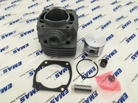 Oil Pump Worm Gear w/ Fuel Line Hose Filter Kit For Husqvarna 365 362 371  XP 372 372XP Chainsaw 503 52 13 01 / 75 61 02