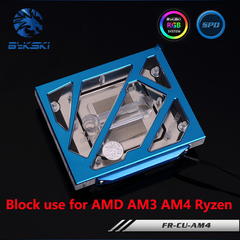 Bykski CPU Water Cooling Block use for AM3 AM4 Ryzen FR-CU-AM4 Multicolor Acrylic with RGB Light Microwaterway between states and markets – the voluntary sector in comparative perspective paper