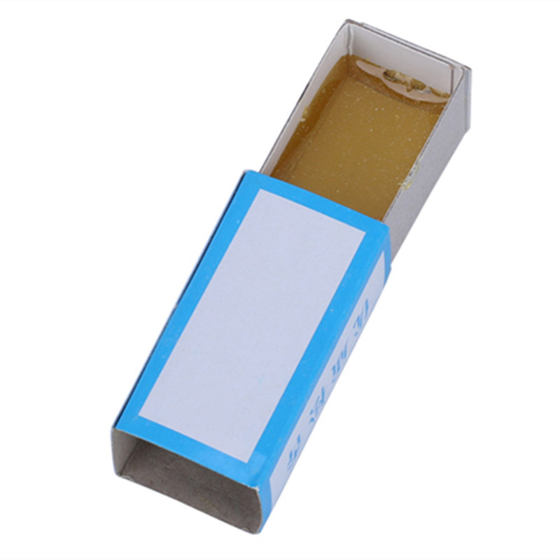 2pcs/lot high purity solid solder solder oil additives rosin flux materials carton solid welding tools
