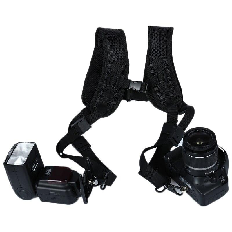 Mamen Camera Strap Shoulder Neck Strap Belt For Canon 1300D 600D 70D Nikon Camera Belt Fast Take Photos