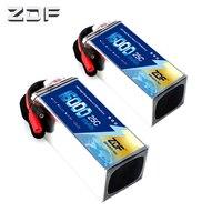 ZDF 2 шт. Lipo батарея 6 S 22,2 в 16000 мАч плюс 25C 50C 6S1P 22,2 в с AS150 XT150 Разъем для RC гоночный Дрон БПЛА батарея