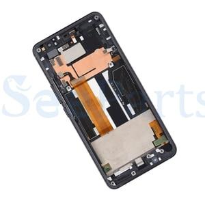 Image 3 - 100% Test pour HTC U11 + u11 Plus LCD avec cadre affichage écran tactile numériseur assemblée pièces de rechange pour HTC U11 + lcd