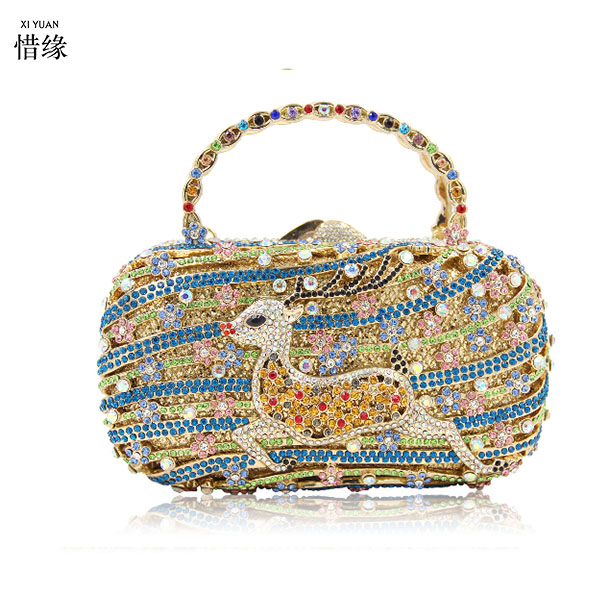 Sparkling Full Sequins Evening Bag Wedding Bride Shoulder Bags Party Day Clutches Purses Chain Handbags for student gold/blue 2017 new luxury diamonds women day clutches bag ladies single shoulder handbag bride wedding party evening bags handbags purses