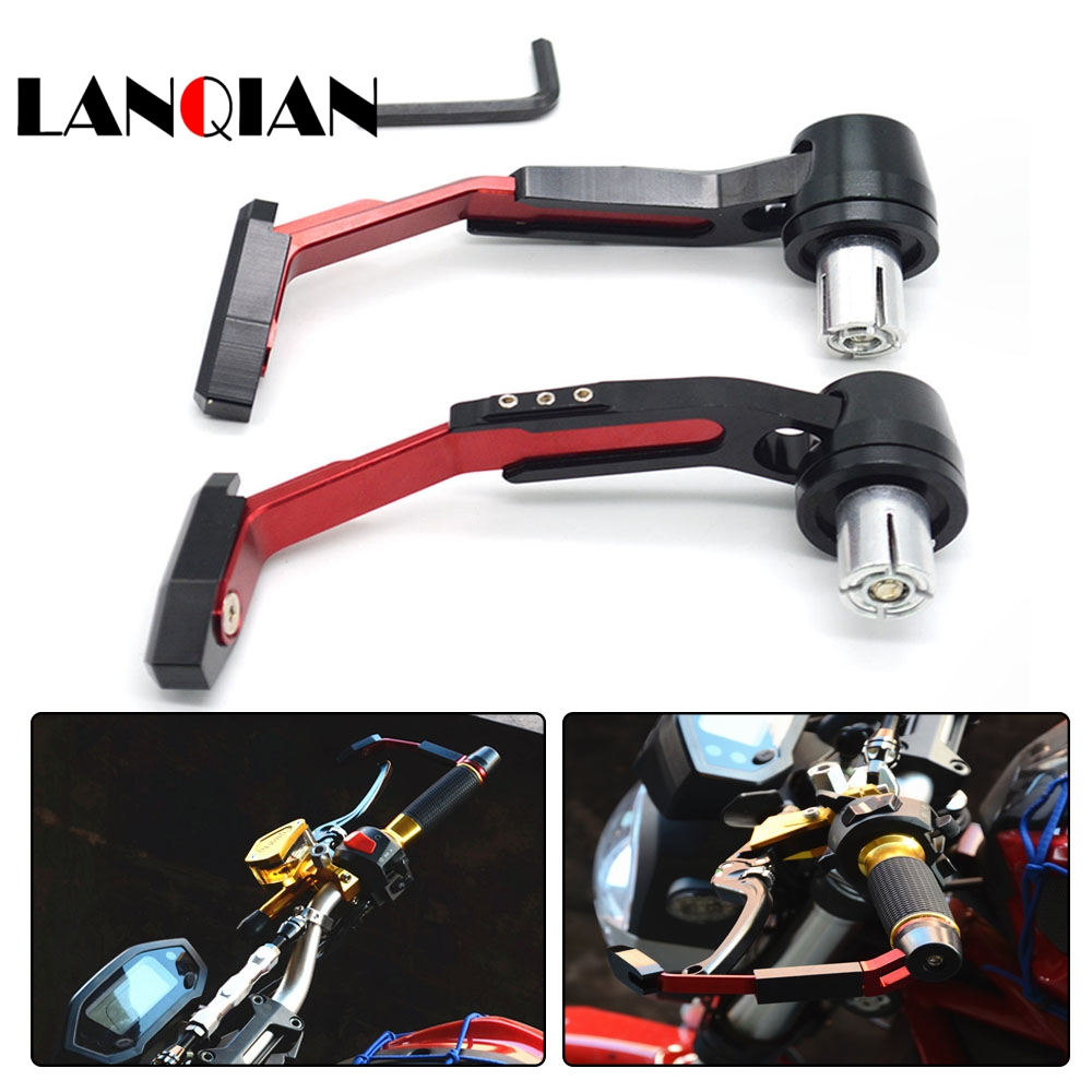 7/8 22mm Motorcycle Hand Guards Brush Bar Hand Protector For Yamaha MT01 MT02 MT03 MT07 MT09/Tracer MT10 MT25 / ABS for yamaha mt01 mt03 mt07 mt09 motorcycle accessories blinker led turn signal indicator light clear