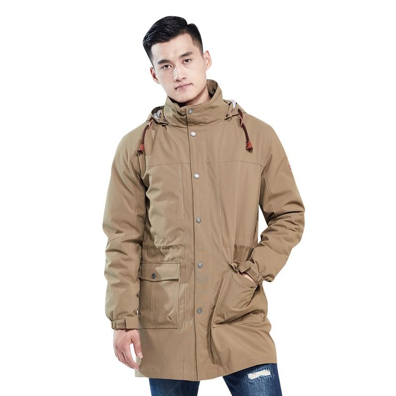 New Women Men winter jackets outdoors coats female Hooded Windbreaker women Thermal tourism velvet jackets waterproof MF089