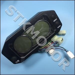 Image 5 - Hisun Massimo HS500 HS700 500CC 700CC ATV Quad Speedometer Assy 36100 058 0000 EFI