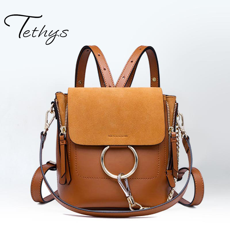 High Quality Ladies Leather Backpacks Promotion-Shop for High ...