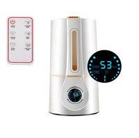 Aroma Diffuser Nebulizer Ultrasonic Humidifier Mute Home Air Humidifier Mini Ultrasonic Sterilization Oxygen Bar Aromatherapy