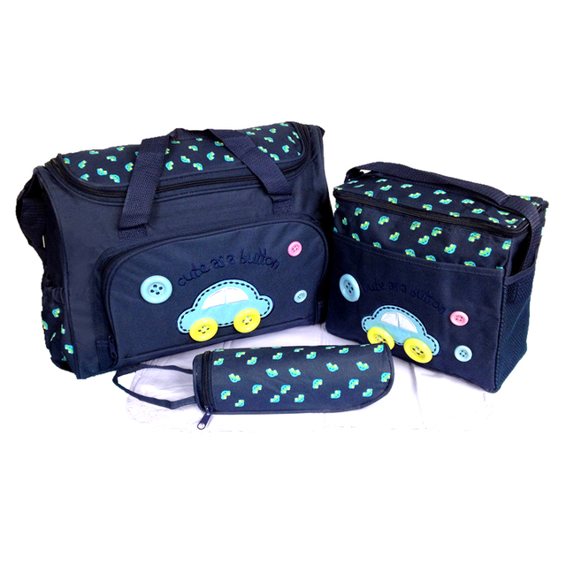 2016 Fashion Mummy Bag For Baby New Nappy Bags High Quality Baby Diaper Stroller Bags Multifunctional Mummy Bag Good Quality