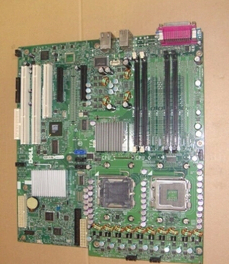 UW816 HD812 Server Motherboard For  PE1430SC SC1430 System Board Original 95%New Well Tested Working One Year Warranty 42c8019 server board system board mainboard for x100 tested working