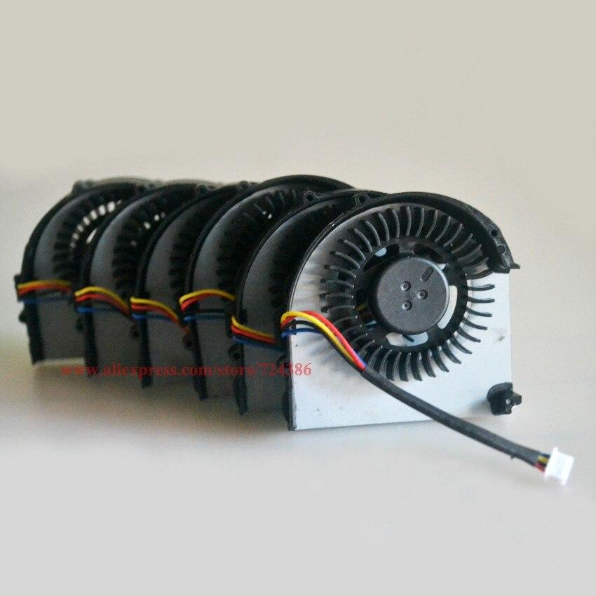 50pcs lot Cooling fan for lenovo IBM ThinkPad X220 X220I X230 CPU fan 100 Brand