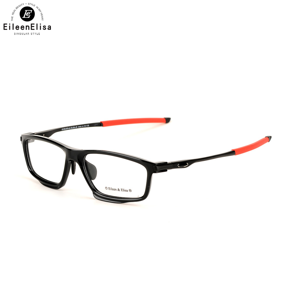 ee new acetate men eyeglasses frame vintage designer brand clear myopia optical glasses frame eyeglasses frames