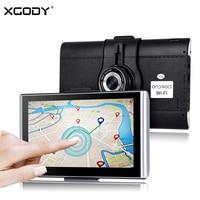 XGODY 826plus Car Vehicle DVR Video Recorder Dash Camera Andriod 7 Inch Full HD 1080P GPS