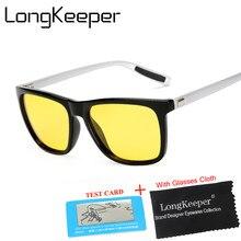 Lungo Keeper en Originale Polarizzati Occhiali Da Sole Classici Occhiali di  Marca Occhiali Per La Visione 2d14bef308