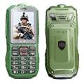 GOFLY A8S Водонепроницаемый IP67 длительным временем ожидания мобильный телефон фонарик рекордер FM dual SIM пыле противоударный прочный мобильный телефон P286