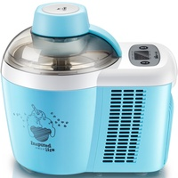 220V Self Cooling Ice Cream Machine Full Automatic Multifunctional Fruit Ice Cream Maker For DIY Homemade