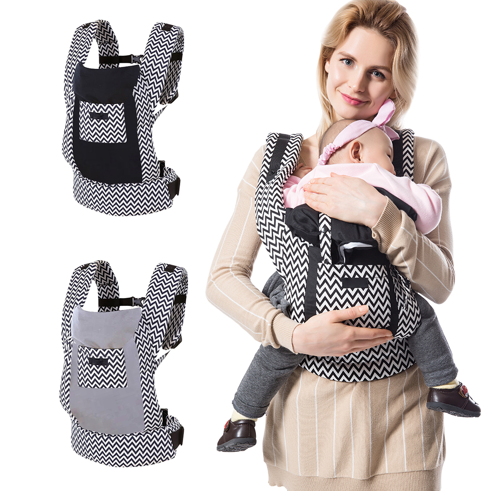 Portable Baby Sling Wrap Ergonomic Infant Hips Hipseat Children Carrying Newborns Sling  ...