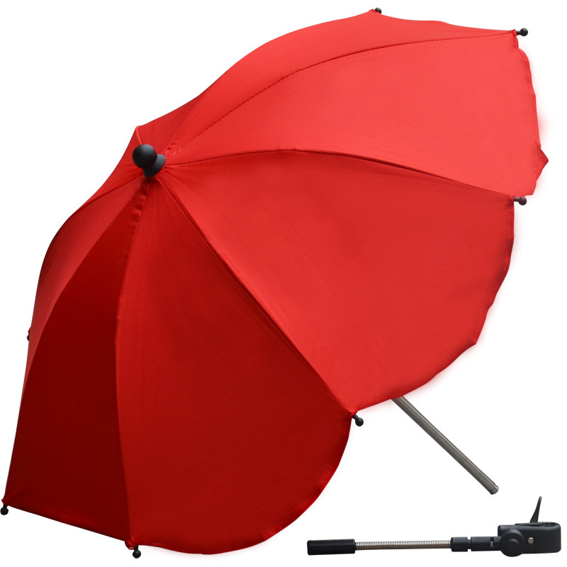 Baby stroller accessories umbrellas Multi-color selection folding adjustment Universal