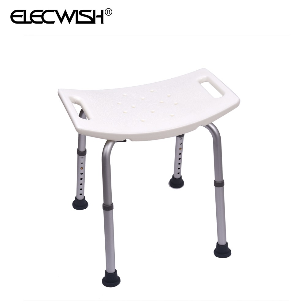 Adjustable High Quality Bathroom Shower Chair Shower Seat For Old ...