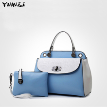 The new 2016 fashionable joker female bag Han edition of leisure female package One shoulder hand bags