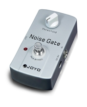 JOYO Guitar Effects Noise Gate Effects Pedal Reduces Eletric Guitar Extra Noise Minimum Loss Of Tone Easily Operated