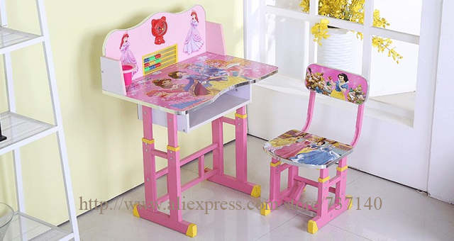 Remarkable Us 256 0 Kids Study Desk Childrens Multifunction Study Tables Set Study Table And Chair For Children In Children Tables From Furniture On Dailytribune Chair Design For Home Dailytribuneorg
