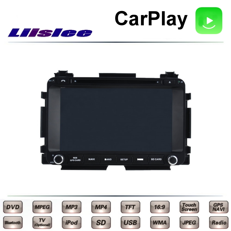 For Honda HR-V HRV XRV Vezel 2013~2018 LiisLee Car Multimedia TV DVD GPS Radio Carplay Original Style Navigation Navi liislee for honda for cr v for crv 2007 2011 car multimedia tv dvd gps radio carplay original style navigation navi