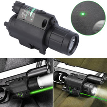 Cheap price 532nm Tactical Green Dot Laser Sight 5mW Laser Pointer Rail Mount for Hunting Rifle Gun Scope w/ Rail Barrel free shipping