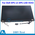 3200*1800 QHD + ЖК-Экран Полной Сборки Ноутбука С СЕНСОРНЫМ HP2YT Для Dell XPS 13 XPS13D-9343-1608T Ultrabook 13.3''