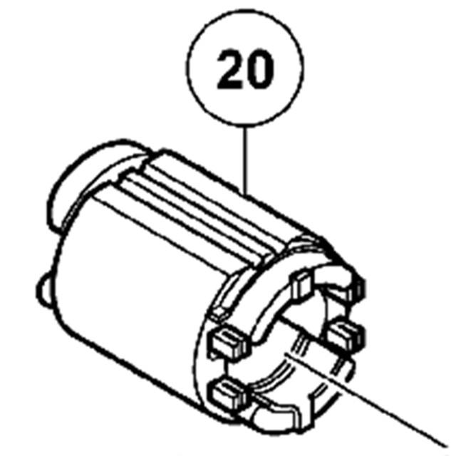 Ac220v 240v Stator Field 340545e Replace For Hitachi Cj120va Cj120v