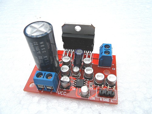 TDA7377+BA321 power amplifier board with common noise elimination circuit can be used car and motorcycle soundTDA7377+BA321 power amplifier board with common noise elimination circuit can be used car and motorcycle sound