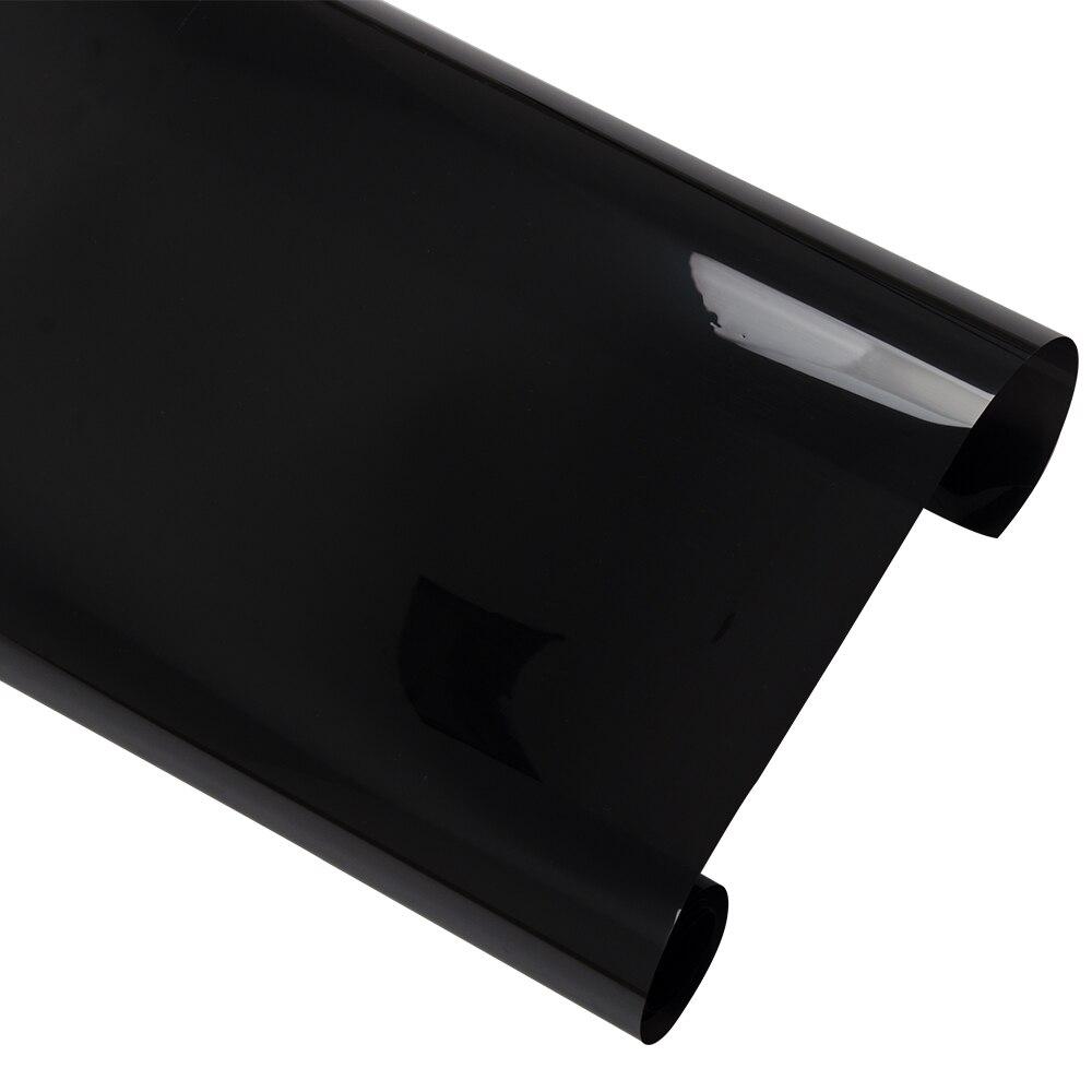 Image 5 - Nano Ceramic Solar Tint Film VLT 5% UV 99% Self sticker Car Window Tint Film Privacy Sun Glare Heat Reduction-in Window Foils from Automobiles & Motorcycles
