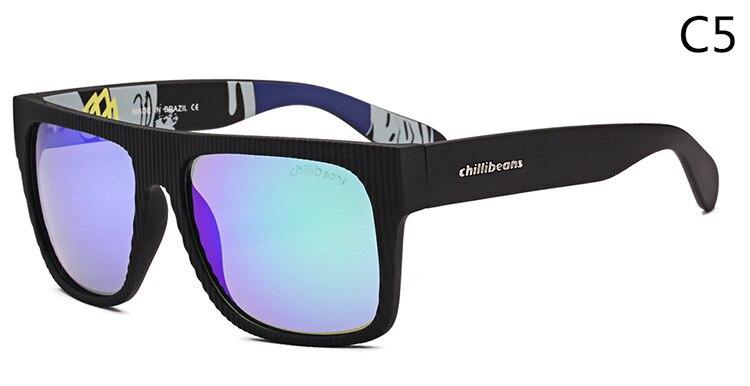 7d16cc744 2015 Chilli Beans Brand Coating Sunglasses Men Fashion Sport Glasses Women  oculos de sol mormaii zonnebril Eyewear Goggles UV400-in Sunglasses from  Apparel ...