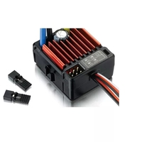Hobbywing QuicRun 860 Waterproof Brushed ESC 60A with 5V/3A Linear Mode BEC for 1/8 RC Car
