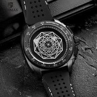 RUIMAS Silicone Sports Relógio de Pulso de Quartzo Relógios Homens Luxo Marca Top Relogios Masculino Relógio Relógio Do Exército Causal Homem RN554 Preto Relógios de quartzo     -
