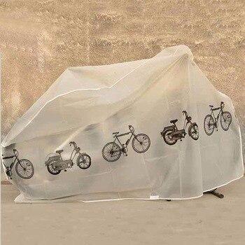 210*100 см Универсальный Открытый УФ протектор велосипед дождь пыле мотоциклов Обложка для скутер охватывает водонепроницаемый