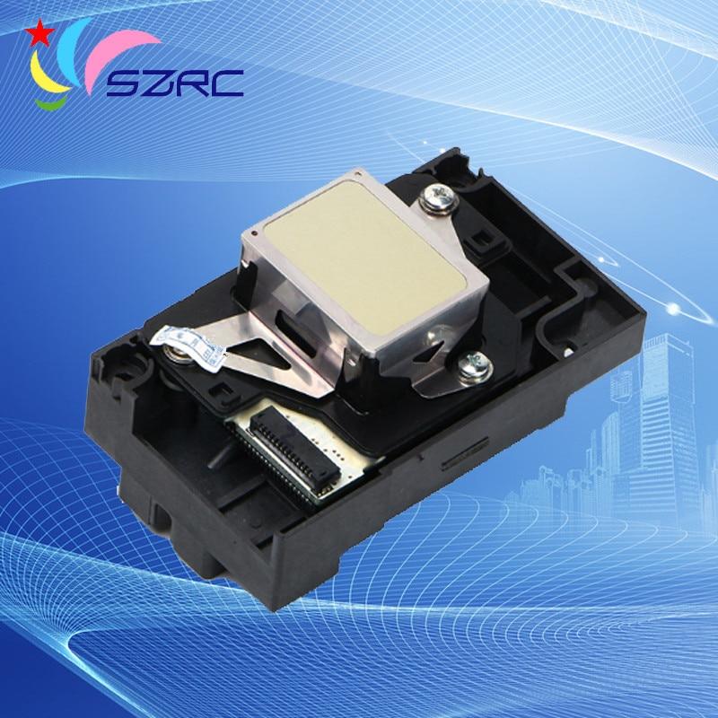 Original F180000 Print Head For Epson T50 A50 P60 R280 R290 R330 TX650 RX610 RX680 RX690 T59 T60 RX595 L800 L801 L805 Printhead full ink 6 pcs ink cartridge t0771 t0772 t0773 t0774 t0775 t0776 for epsonr260 r380 r280 rx580 rx680 rx595