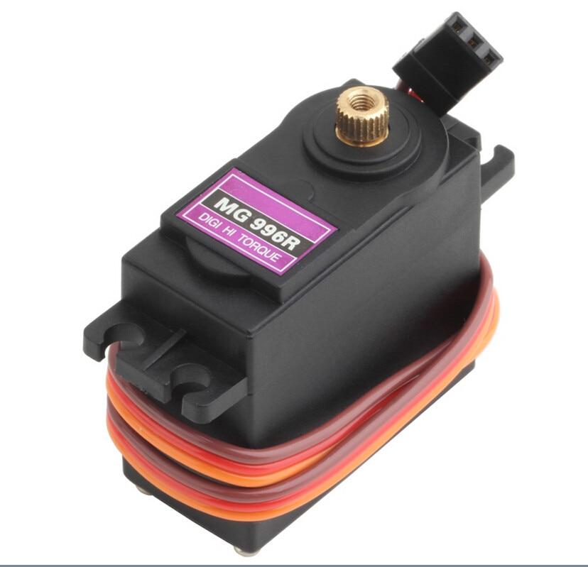 Good rc servo digital mg996r mg996 servos metal gear for for Rc car servo motor