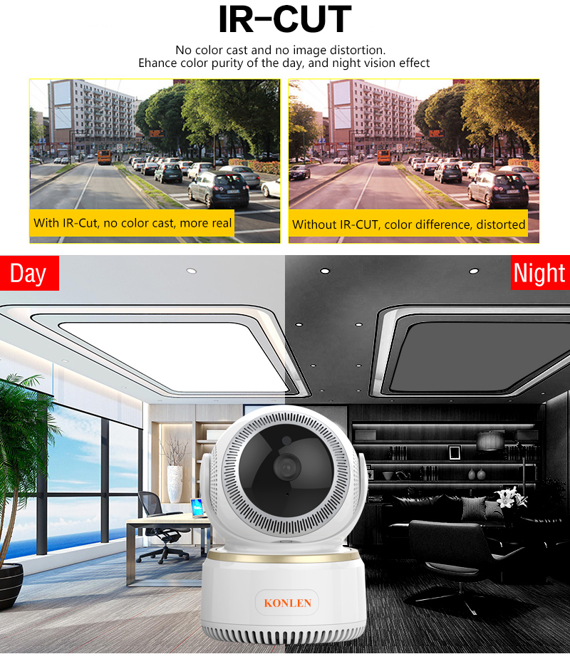 WIFI Wireless Security Camera 09